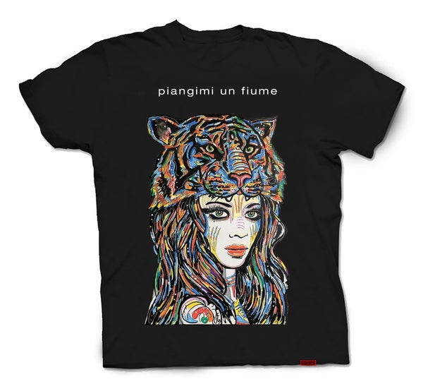 Gemello Store Official PIANGIMI UN FIUME TSHIRT